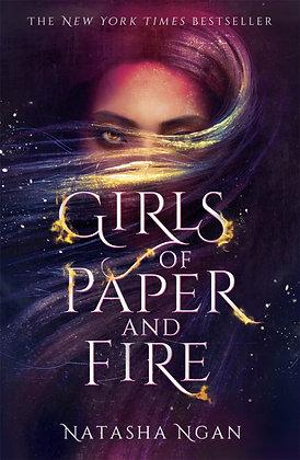 Girls of Paper & Fire by Natasha Ngan