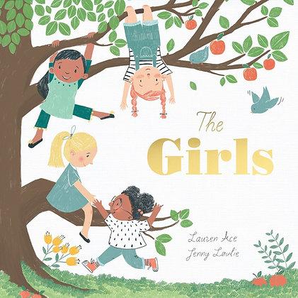 The Girls by Lauren Ace, illus. by Jenny Løvlie