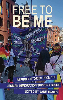 Free To Be Me  edited by Jane Traies