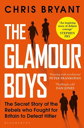 The Glamour Boys by Chris Bryant