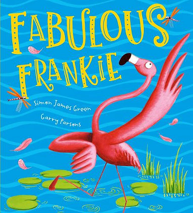 Fabulous Frankie by Simon James Green, illus. Garry Parsons