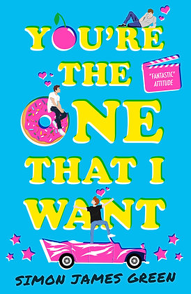 You're the One That I Want by Simon James Green
