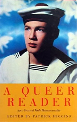 A Queer Reader edited by Patrick Higgins