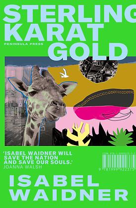 Sterling Karat Gold by Isabel Waidner