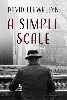 A Simple Scale by David Llewellyn