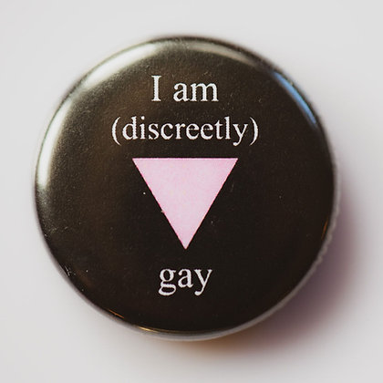 LGSM badges from PRIDE (2015) - Assorted