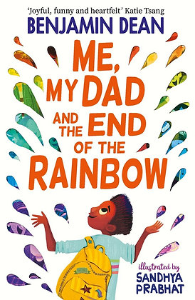 Me, My Dad and the End of the Rainbow by Benjamin Dean UK Shipping