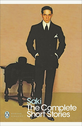 The Complete Short Stories by Saki