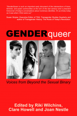 Genderqueer - Voices from Beyond the Sexual Binary  by Riki Wilchins(ed)