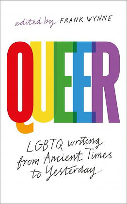 Queer edited by Frank Wynne