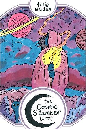 The Cosmic Slumber Tarot Deck by Tillie Walden