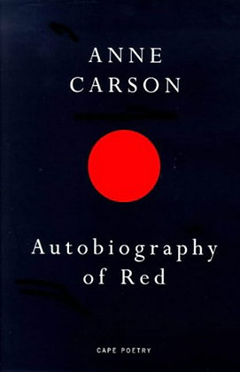 Autobiography of Red by Anne Carson