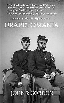 Drapetomania by John R Gordon