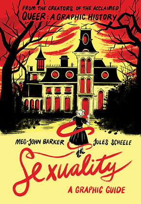 Sexuality - a Graphic Guide by Meg John Barker & Jules Scheele  European Shippin