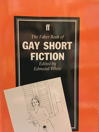 The Faber Book of Gay Short Fiction edited by Edmund White