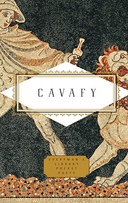 Cavafy Poems by C. P. Cavafy,  Daniel Mendelsohn (trans)