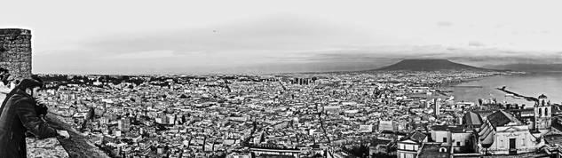 Naples côté Volcan
