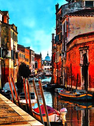 Venise en couleur