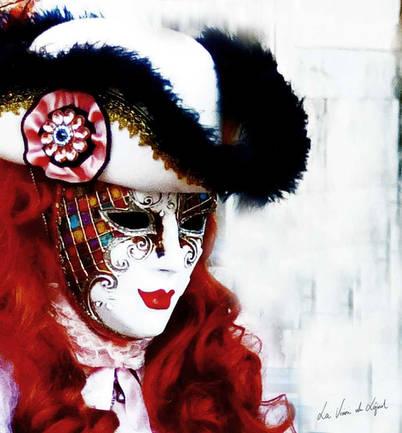 Venise masquée 1