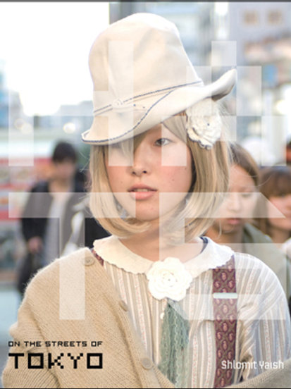 HATS ON THE STREETS OF TOKYO