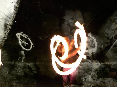 Jongleur de feu 4