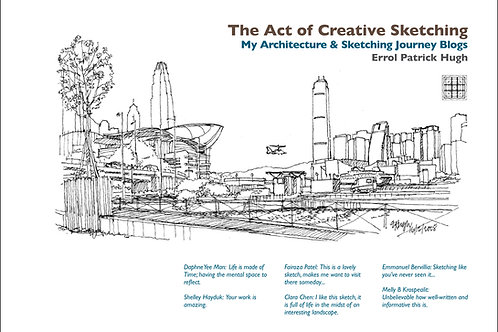 THE ACT OF CREATIVE SKETCHING