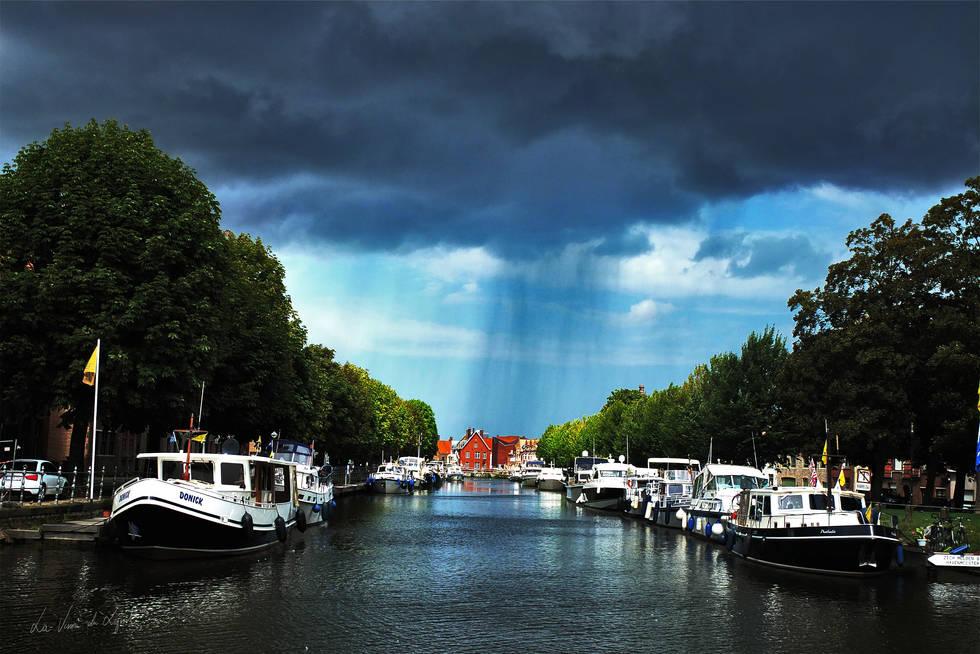 Orage de Bruges
