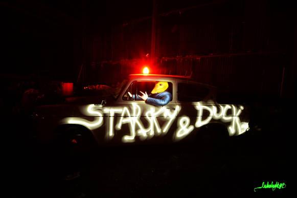 Starsky et Duck