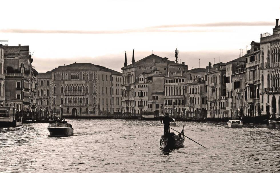 Venise & Gondole