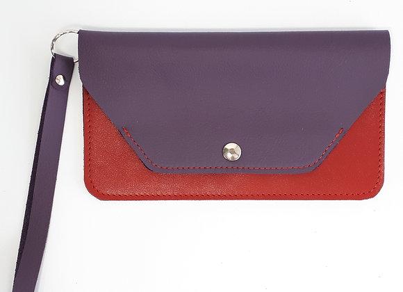 StaySafeEtui purple&red