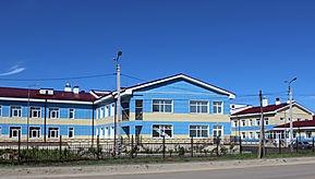 Усть-Ордынская гимназия-интернат поздравляет ансамбль Степные напевы
