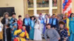 """Свадебный обряд """"Хурим-наадан"""" от ансамбля Степные напевы"""