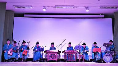 Степные напевы в Усть-Уде Сагаалган