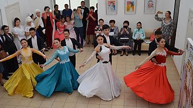 Степные напевы на Пушкинском балу