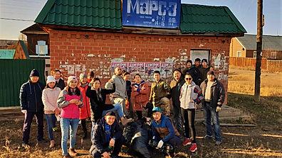 Степные напевы на Всероссийском субботнике 2019