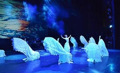 """Юбилейный концерт Государственного ансамбля """"Степные напевы"""""""