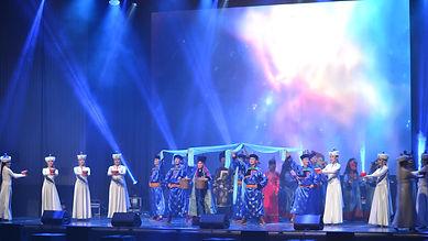 Степные напевы на Гала-концерте в Иркутске