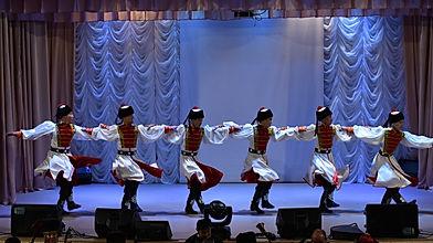 Степные напевы в п.Казачинское