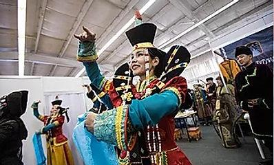 Туристическаявыставка«Байкалтур»