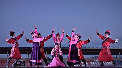 Фестиваль дружбы народов Прибайкайлья