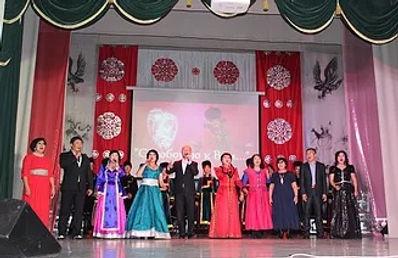 Творческиий концерт Баирмы Гилязовой