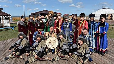 Орёл и Решка в Усть-Орде