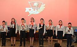 Степные напевы с концертом, посвящённым 100-летию со дня образования комсомола