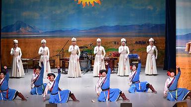 Степные напевы в Северобайкальске