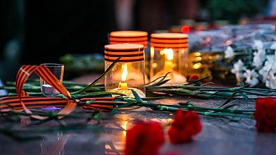"""""""Степные напевы""""почтил памятьо тех, кто погиб, защищая страну и ее жителейу мемориалаСлавы"""