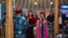 Степные наевы с показательным выступлением Свадебный обряд