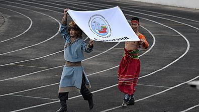 Алтаргана2018 в г.Иркутск участник - Степные напевы