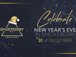 New year in a hookah Lounge?