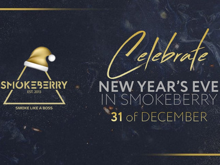 New year in a hookah Lounge?