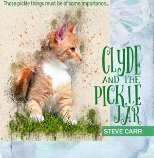 """My story """"Clyde and the Pickle Jar"""" in Spillwords, out now."""